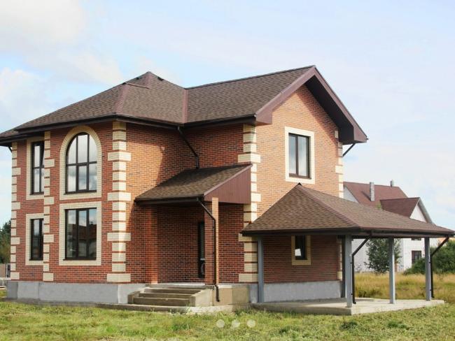 Планировка Коттедж площадью 255.69 кв.м в ЖК «Петровское Барокко»