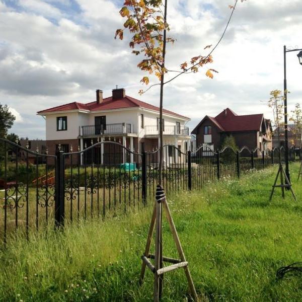 Этапы строительства в КП Петровское Барокко