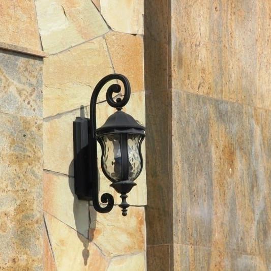 Поселок Петровское барокко, фонари
